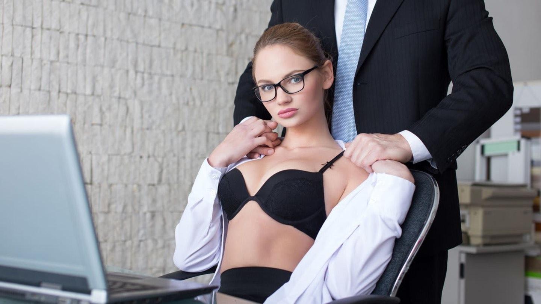 Трахал секретаршу на работе, Секс на работе - Самая жирная коллекция порно на 8 фотография