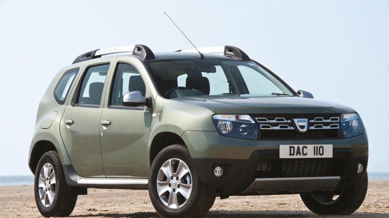 Dacia Duster 2016.