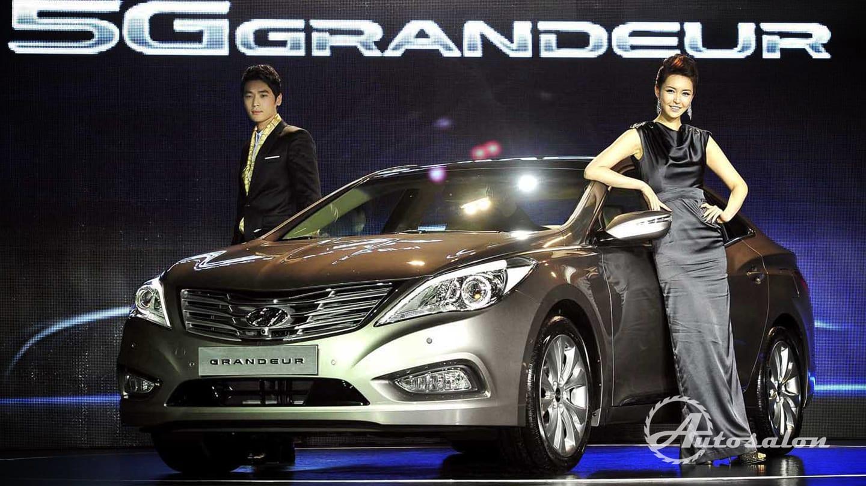 Hyundai Grandeur Gen