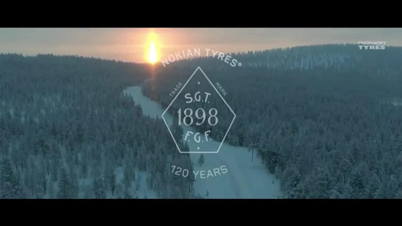 120. výročí pneumatik Nokian