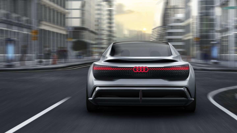 Audi elektromobilita