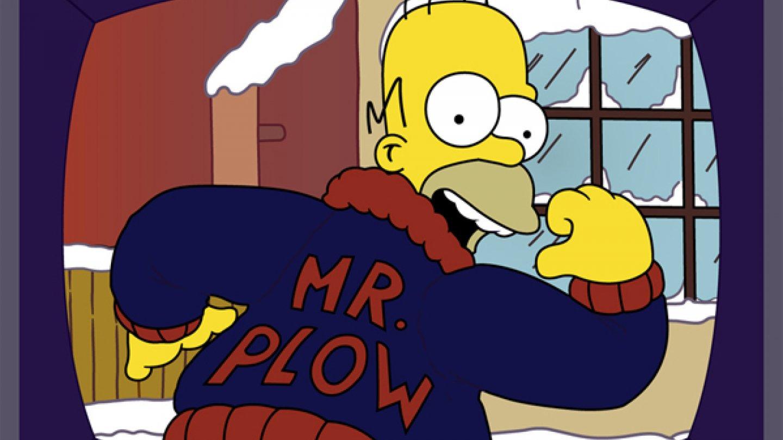 Tahle bunda je pro Homera speciální. Plow jako sloveso znamená rýt. A od rytí to k šoupání nemá vůbec daleko. Proč jen si Homer přál, aby se mu říkalo Pan Pluh...