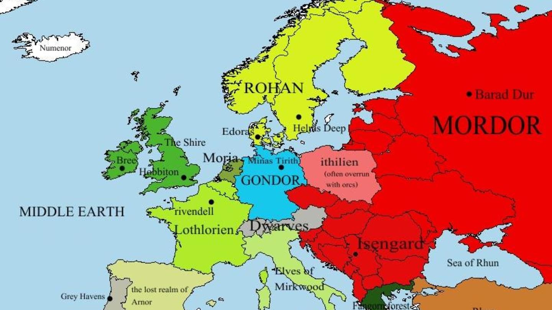 Co Vedi Americane O Evrope Vysledek Je Komicky I Trapny Prima Zoom