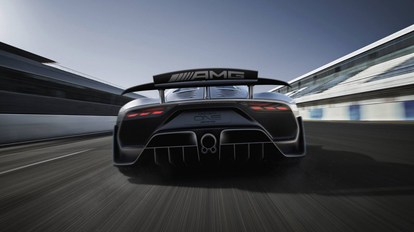 Mercedes-AMG Project ONE 2