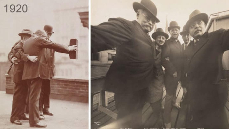 Kdo vyfotil první selfie? - Obrázek 11