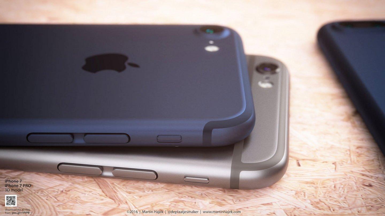 Jak bude vypadat iPhone 7 v nové modré barvě? 8