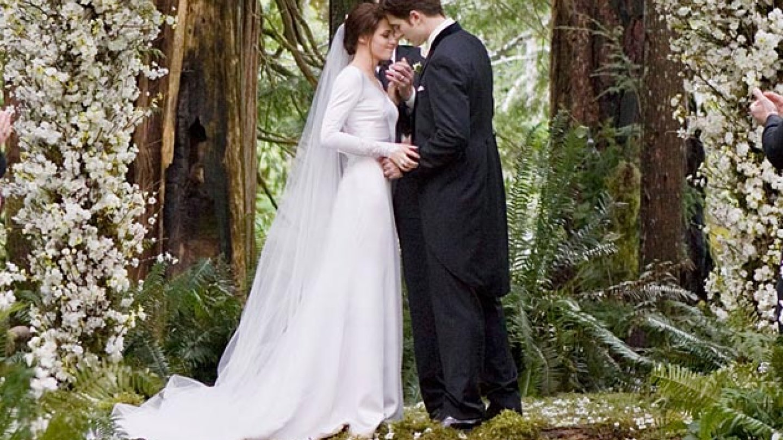 Filmoví novomanželé