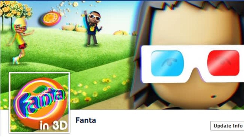 Ani fanta nezůstala pozadu a má opravdu originální přivítání na svém facebookovém profilu.