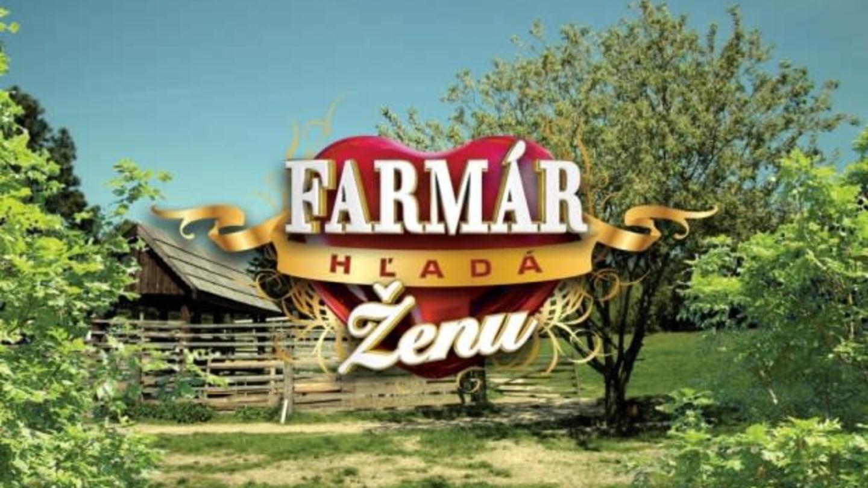 Farmár hladá ženu (SK) - logo