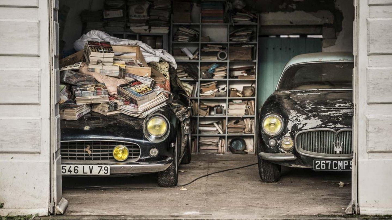 Baillonova sbírka vozů