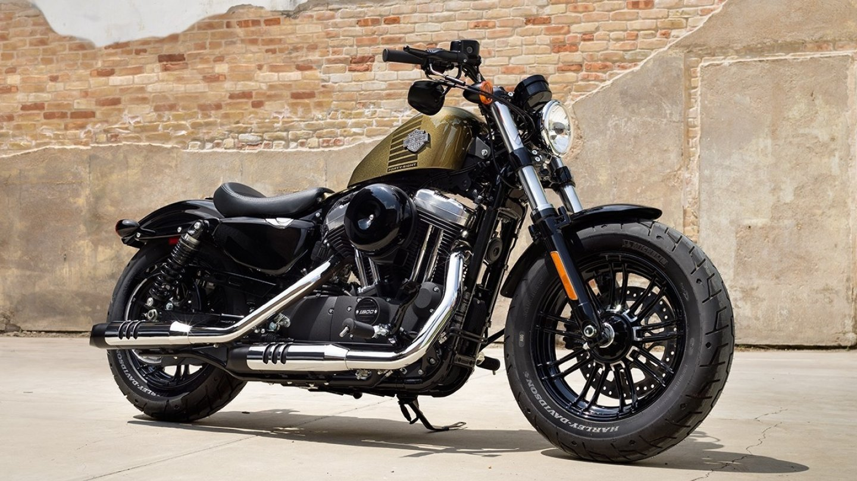 Harley-Davidson Forty-Eight 2016.