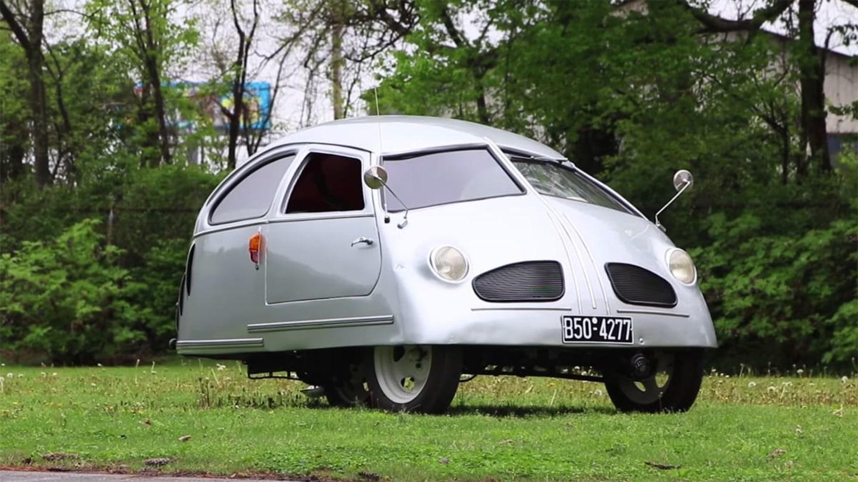 Hoffmann - nejhorší auto světa