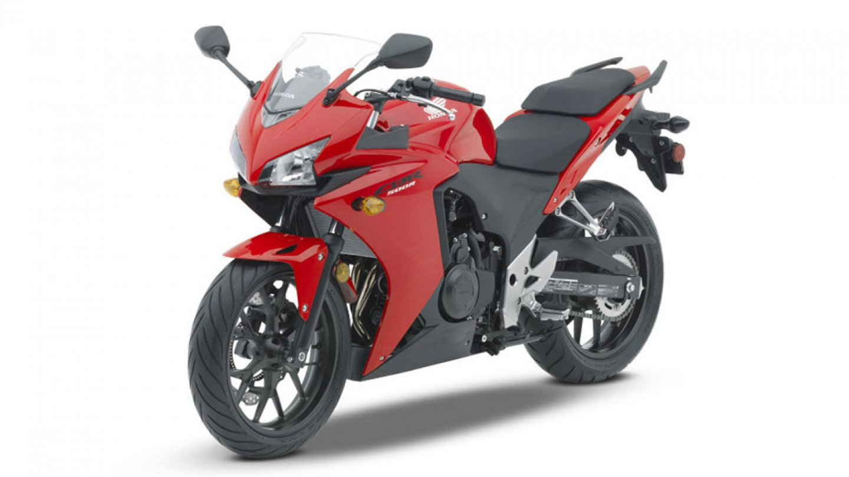 Honda CBR500R.