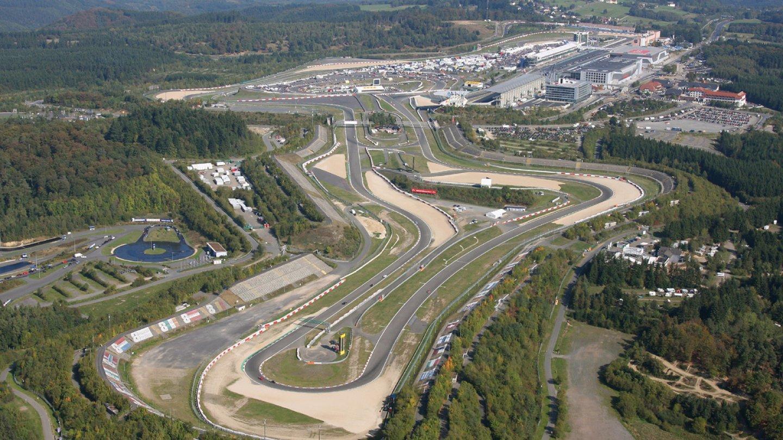 Nürburgring.