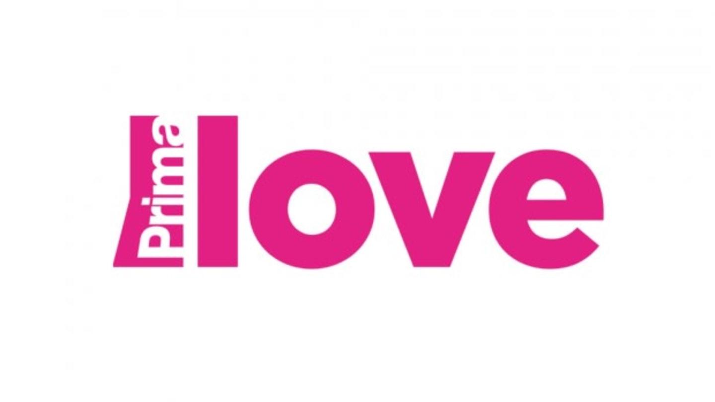 Prima Love, logo, pink
