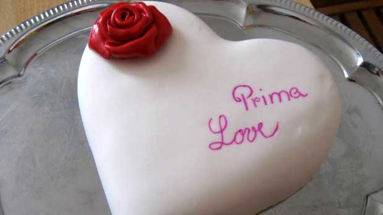 Báječný dort pro Prima love - Patrik Šupitar