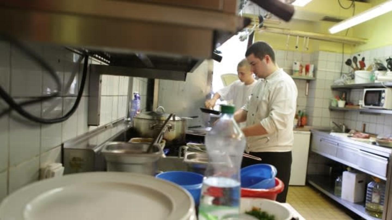 Líbilo se v téhle kuchyni Zdeňkovi?