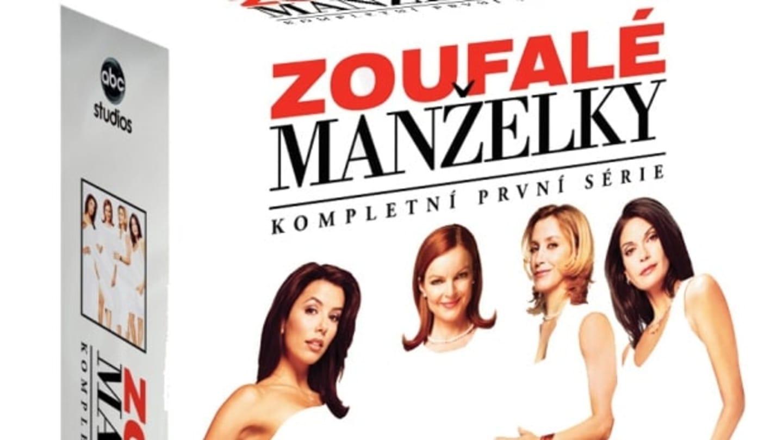 Zoufalé manželky DVD - Obrázek 1