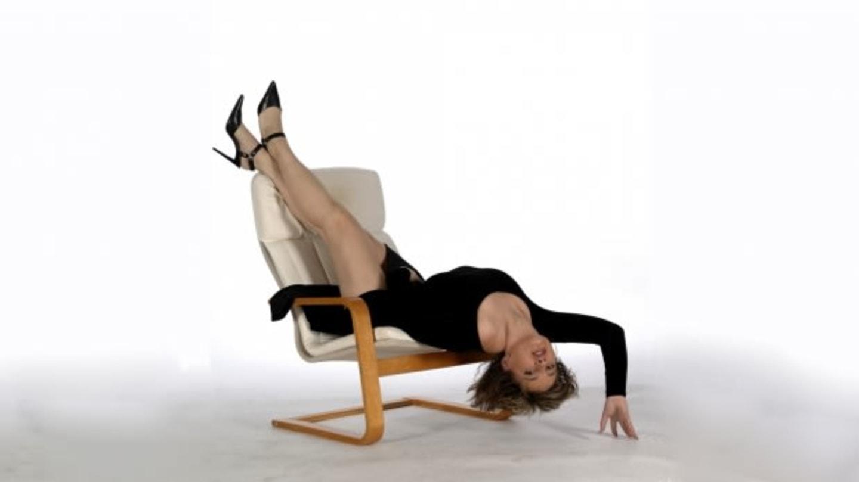 Pokud si na křesle procvičujete základní gymnastické prvky, je vše v pořádku. FOTO: fotocomunity.de