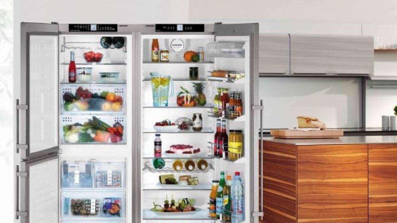 Pohledu do otevřené ledničky se vyhýbejte. Zvlášť když je plná. FOTO: diyarbakiryetkiliservis.com