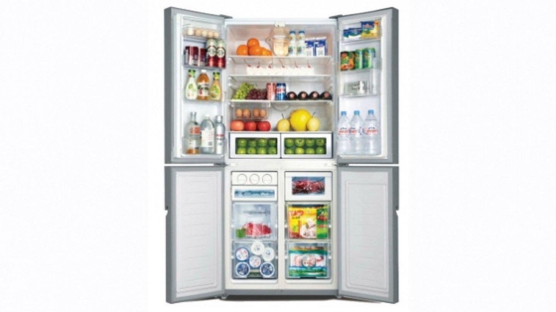 Lákavému objetí lednice musíte odolat. Pořiďte si na ní zámek. FOTO: zimmersogutmaservisi.com