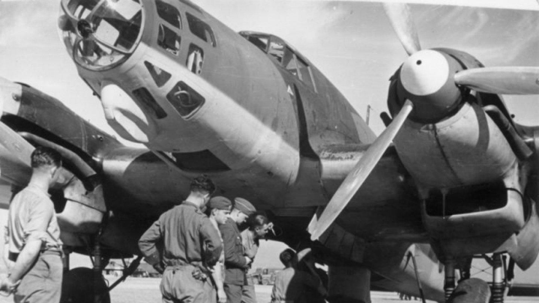 He-111. FOTO: Wikimedia Commons