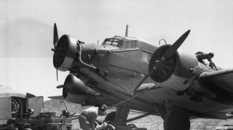 Ju 52. FOTO: Wikimedia Commons