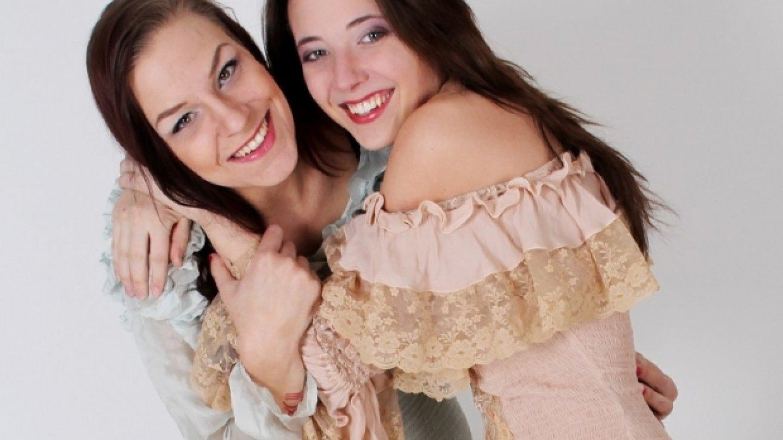 Anna Slováčková a Marie Hladká točí videoklipy zatím jen pro zábavu a dávají je na web
