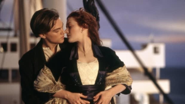 Průlomová role: Leonardo s Kate Winslet ve filmu Titanic