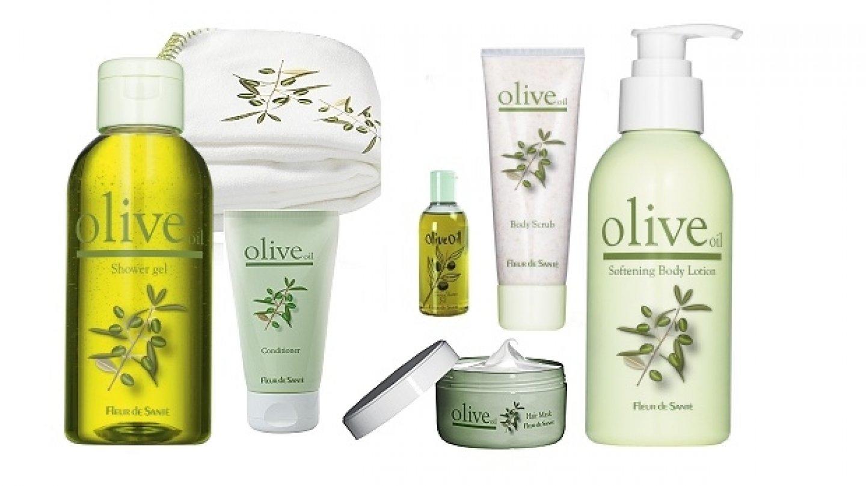 Olive Oil – oblíbená kosmetika s olivovým olejem.