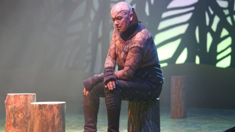 """Jiří Korn v """"sexy"""" kostýmu"""
