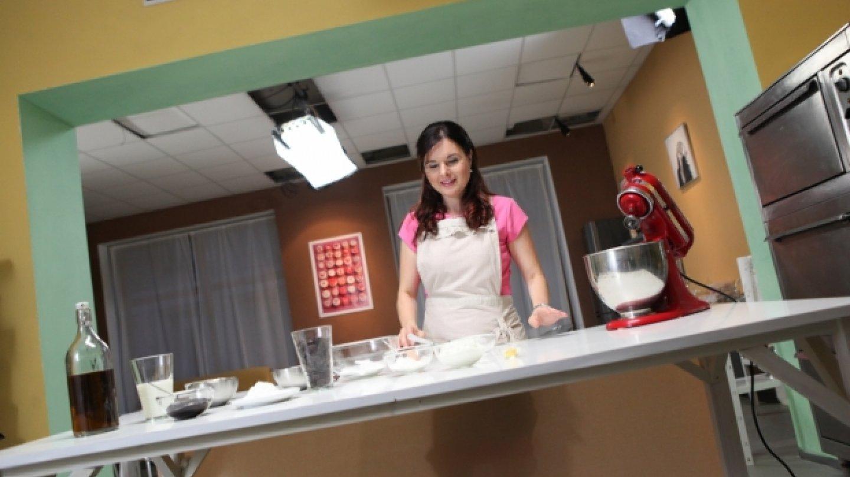 Markéta je v kuchyni jako doma