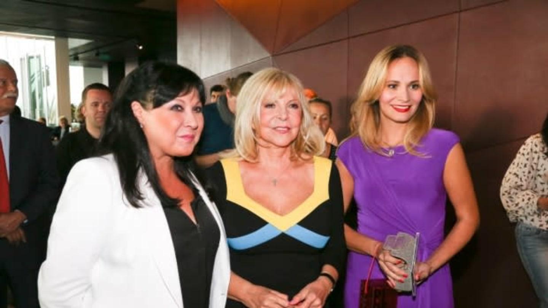 Dáda Patrasová, Hanka Zagorová a Monika Absolonová