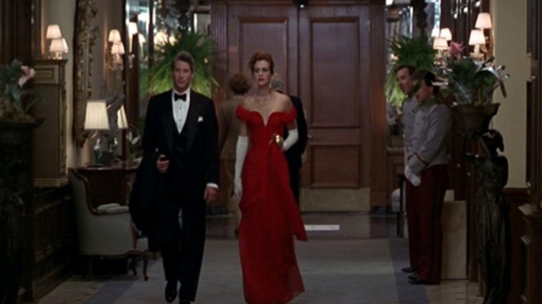 Julie Roberts jako luxusní společnice