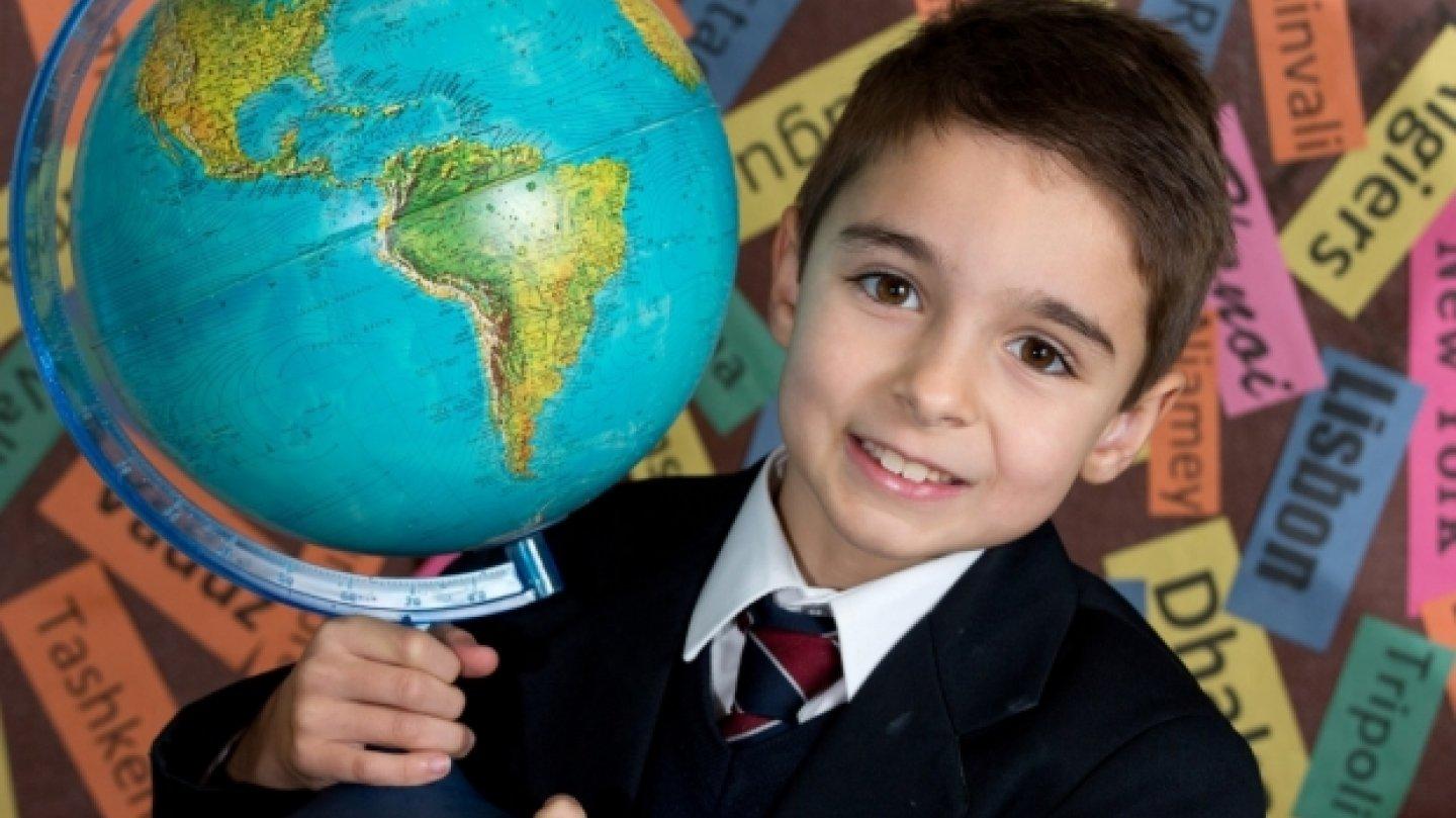 Sedmiletý chlapec zná všechna hlavní města na světě