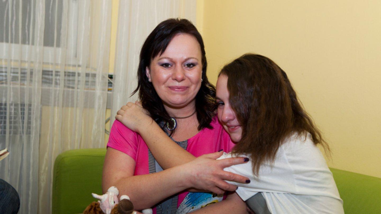 Romana s dcerou ve Vile - Obrázek 1