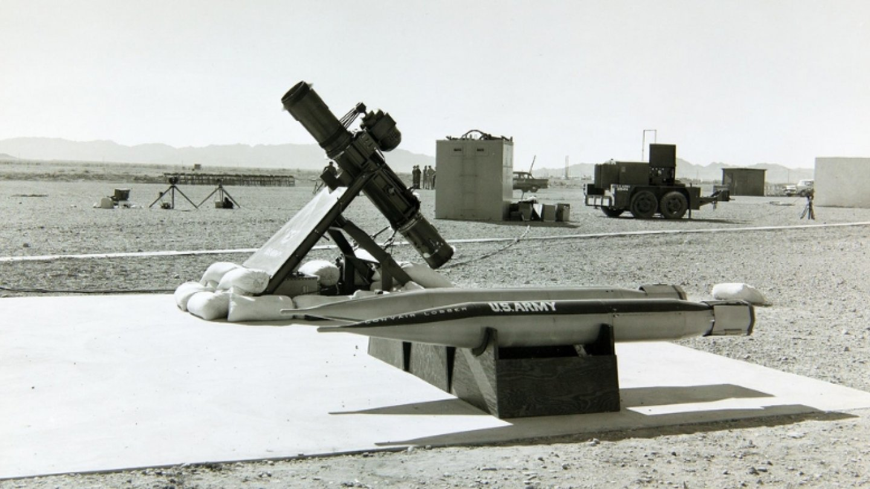 Zásobovací raketa Lobber - Obrázek 1