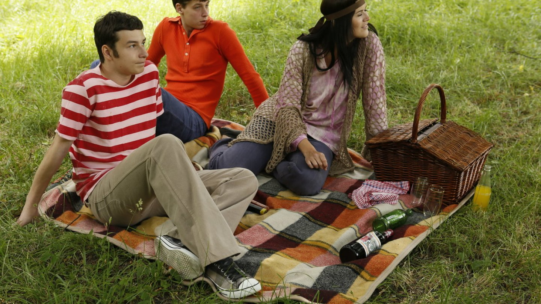 Za totáče. Náš piknik v parku rozehnali příslušníci VB.