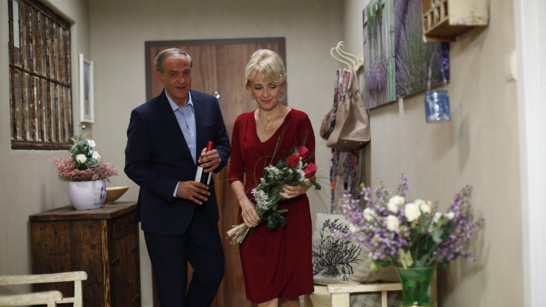 V 6. epizodě Lásek Marie opět potkává Petra, velkou lásku z vysoké školy.