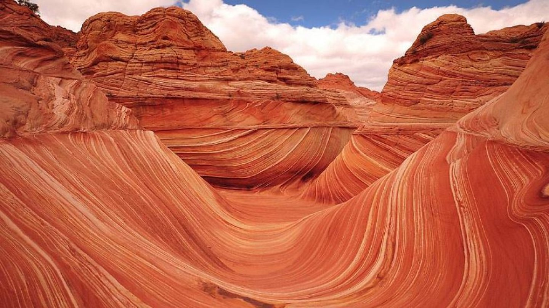 Coyote Buttes,pohoří v Arizoně, Spojené státy americké