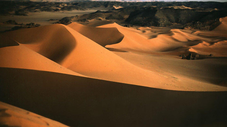 Lybijská poušť, Alžírsko