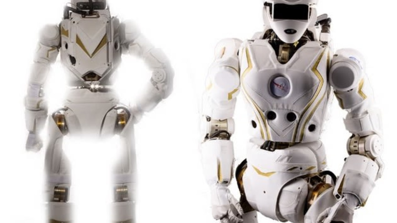 nasa humanoid robot - 630×493