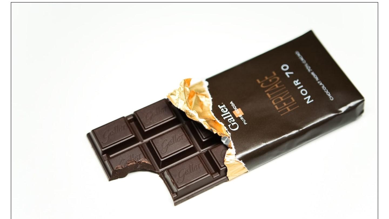Čokoláda může být velmi zdravá, pokud je z kvalitních surovin. FOTO: Flickr.com, autor: EverJean
