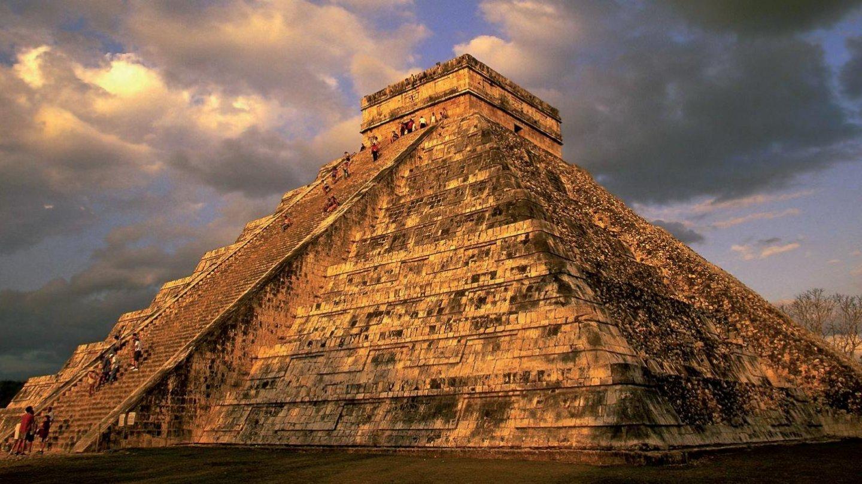 Indiánské pyramidy uprostřed mexických pralesů mají dodnes magickou atmosféru FOTO: ESO travel