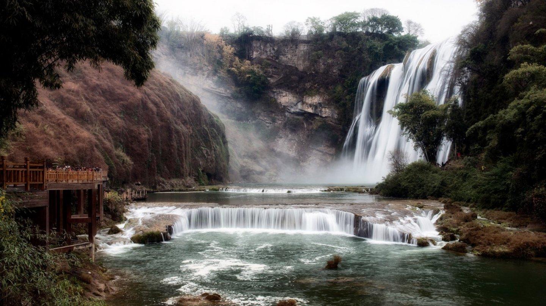 Provincie Kuej-čou, Čína, 77, 8 metrů