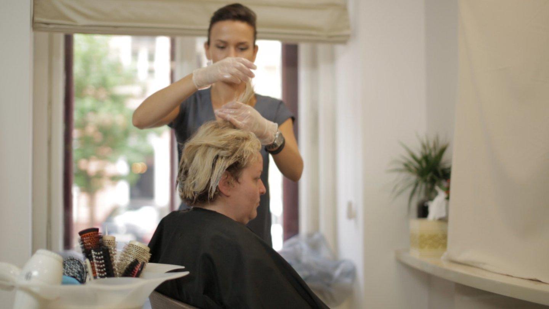 Nejradikálnější bude změna barvy vlasů