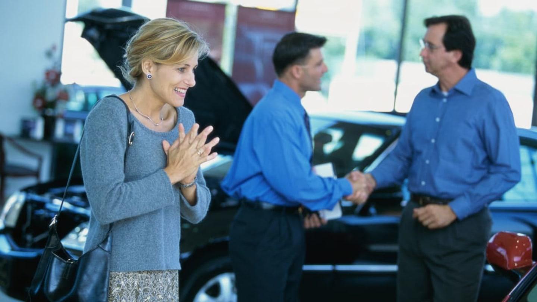 Prodej auta