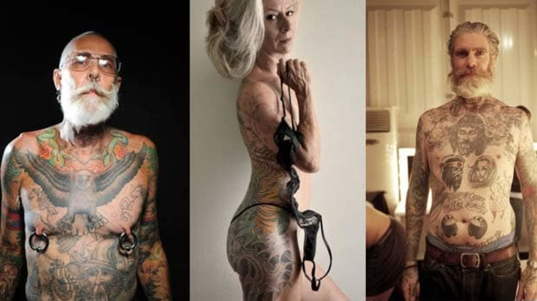 Víte, jak budou vypadat vaše tetování za 40 let