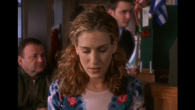 Carrie jako obyčejná holka z New Yorku