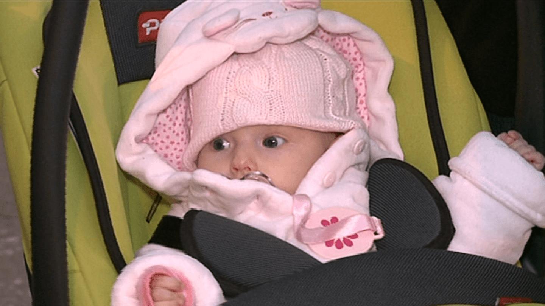 Eliška je momentálně nejmladším členem klanu Klausovy rodiny. Jejím otcem je Václav Klaus mladší